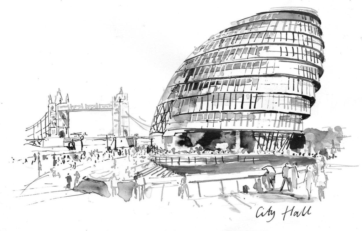 Foster City Hall London