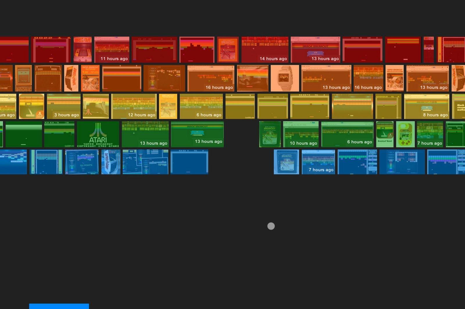 Google celebrates Atari Breakout (Dengan gambar)