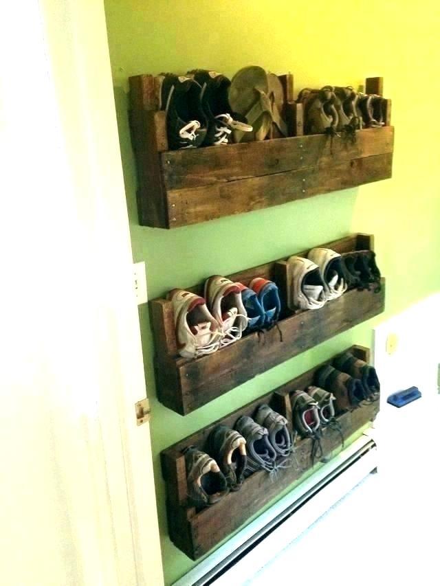 Garage Shoe Storage Bench Diy Garage Shoe Storage Ideas Garage