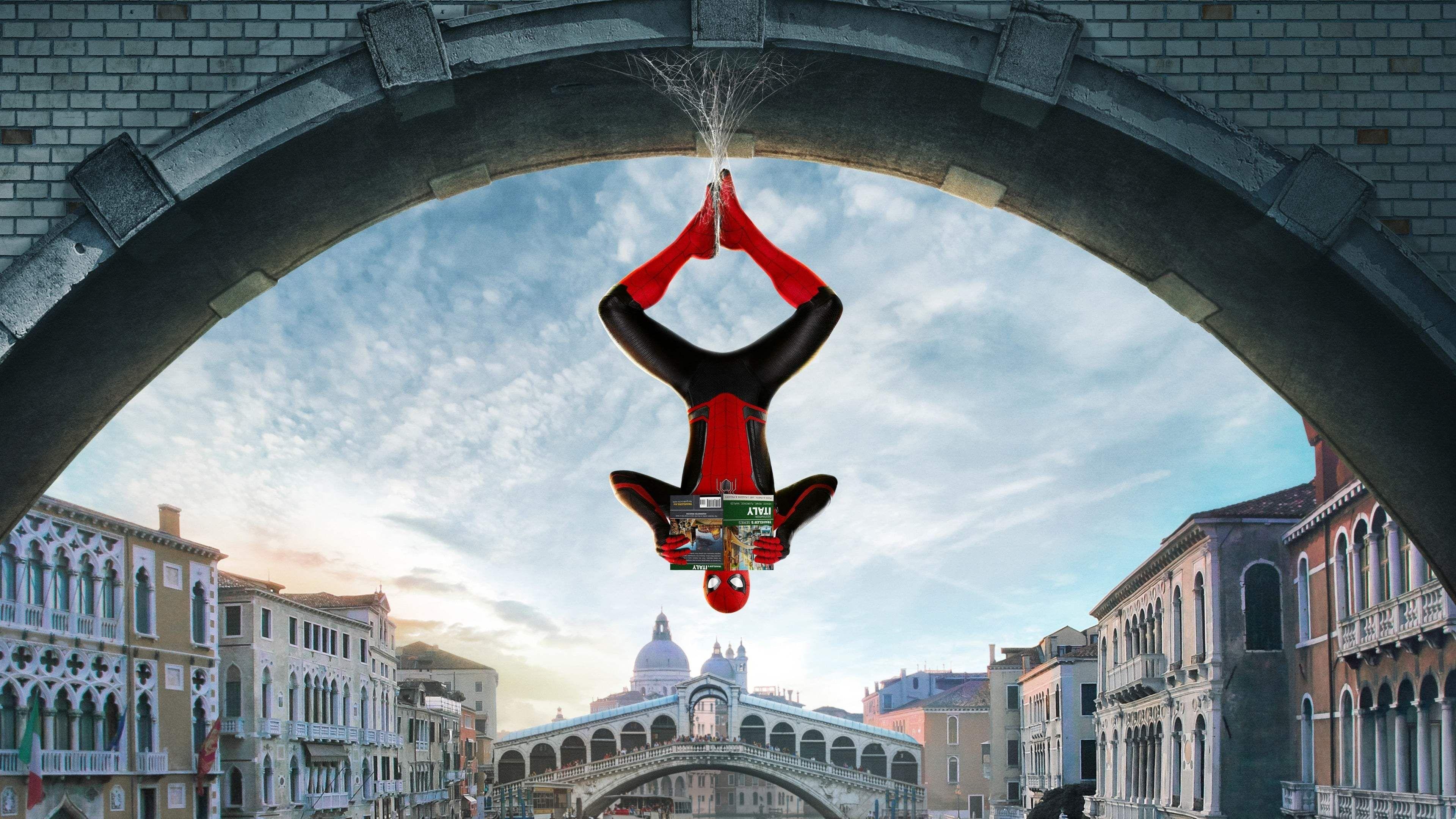 Regarder spiderman far from home streaming vf film