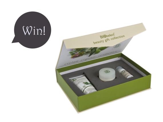Give-Away! Gewinnt 3 Geschenkboxen mit veganer Bio-Naturkosmetik von BIOselect! Naturkosmetik ist gut, Bio-Naturkosmetik noch besser! Der Unterschied...