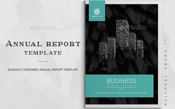 Annual ReportDesign Devisers This 32 Page Professional and - professional report template