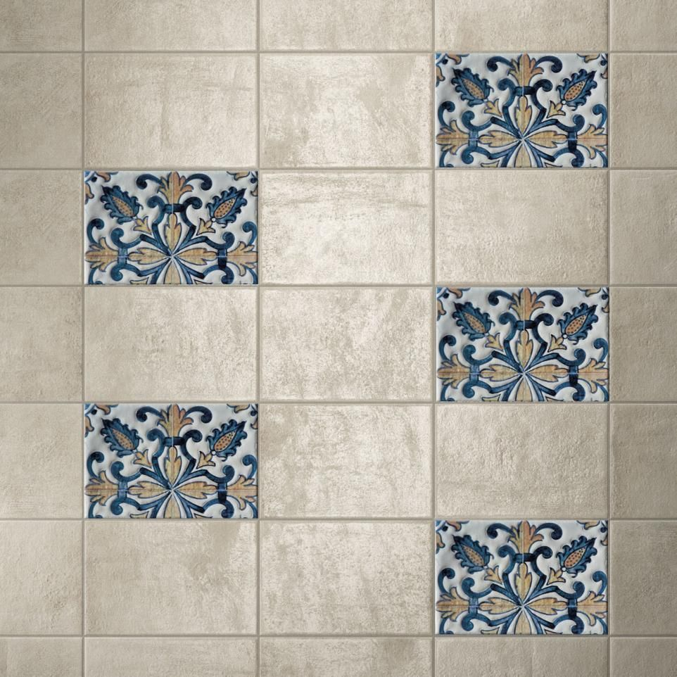 Kitchen Tiled Splashback Valentino Geometric Decor Tile When Used In The Kitchen Why Not