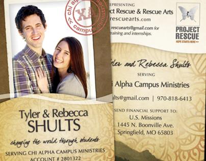 Missionary Prayer Card Design Print Prayer Cards Cards Prayers