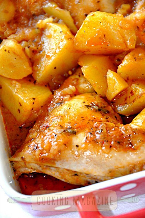 Blog Gastronomico Recetas Internacionales Para Hacer En Casa Pollo En Salsa De Tomate Pollo En Salsa Recetas De Comida