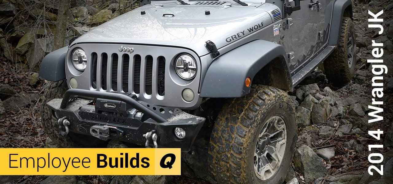 2007 2018 Jeep Wrangler Jk Accessories Parts Quadratec Jeep
