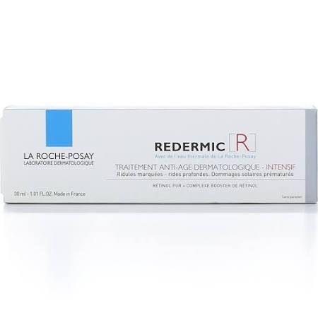La Roche-Posay Redermic R Intensive Anti-Aging Corrective Treatment, 1.01 Fluid Oz Gratiae Gold Elements Age Treatment Cleansing Oil 4.05 fl oz