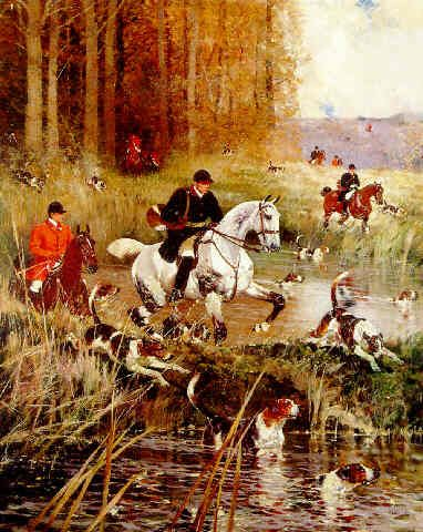 Cover Art Scene De Chasse A Cour By Rene Princeteau Hunting Art Art Prints Horse Painting