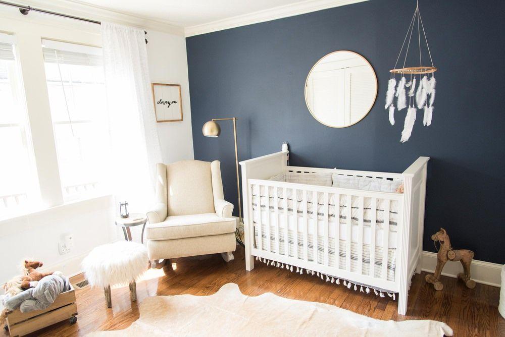 30 Baby Boy Nursery Design Ideas Photos Baby Boy Room Themes Boy Nursery Design Baby Room Themes