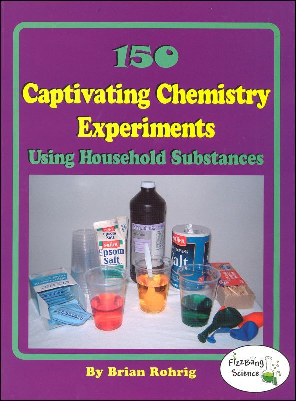 Chemistry projects home experiments