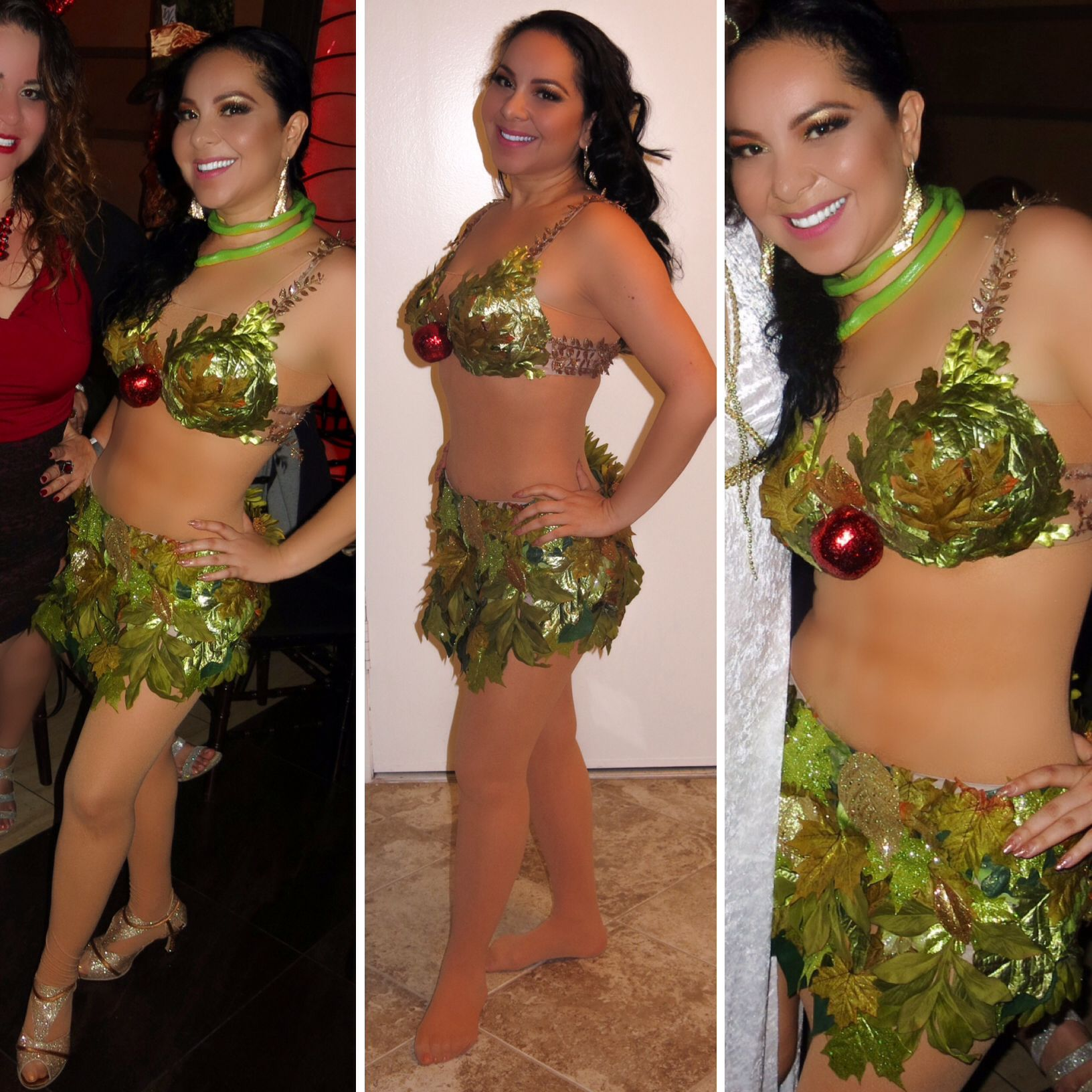 My first Handmade Garden of Eden / Eve Costume . | Costume Ideas ...