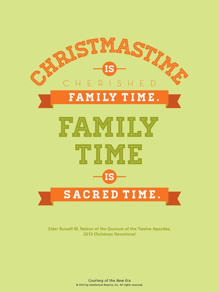 Lds Family Time Quotes   Google Search