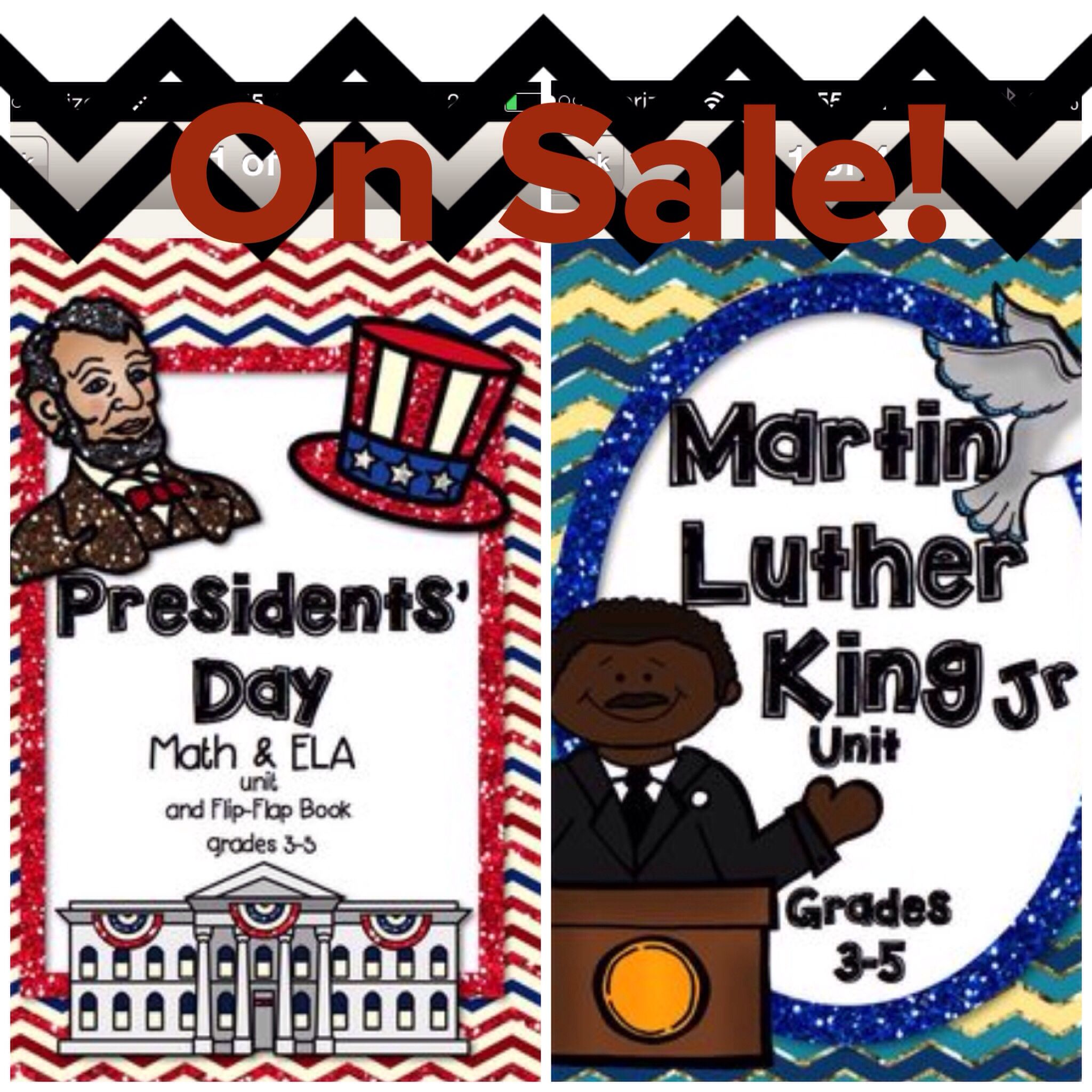 Martin Luther King Jr Unit Grades 3 5