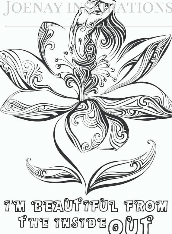 Adult Coloring Book Printable Coloring Pages, Coloring Pages