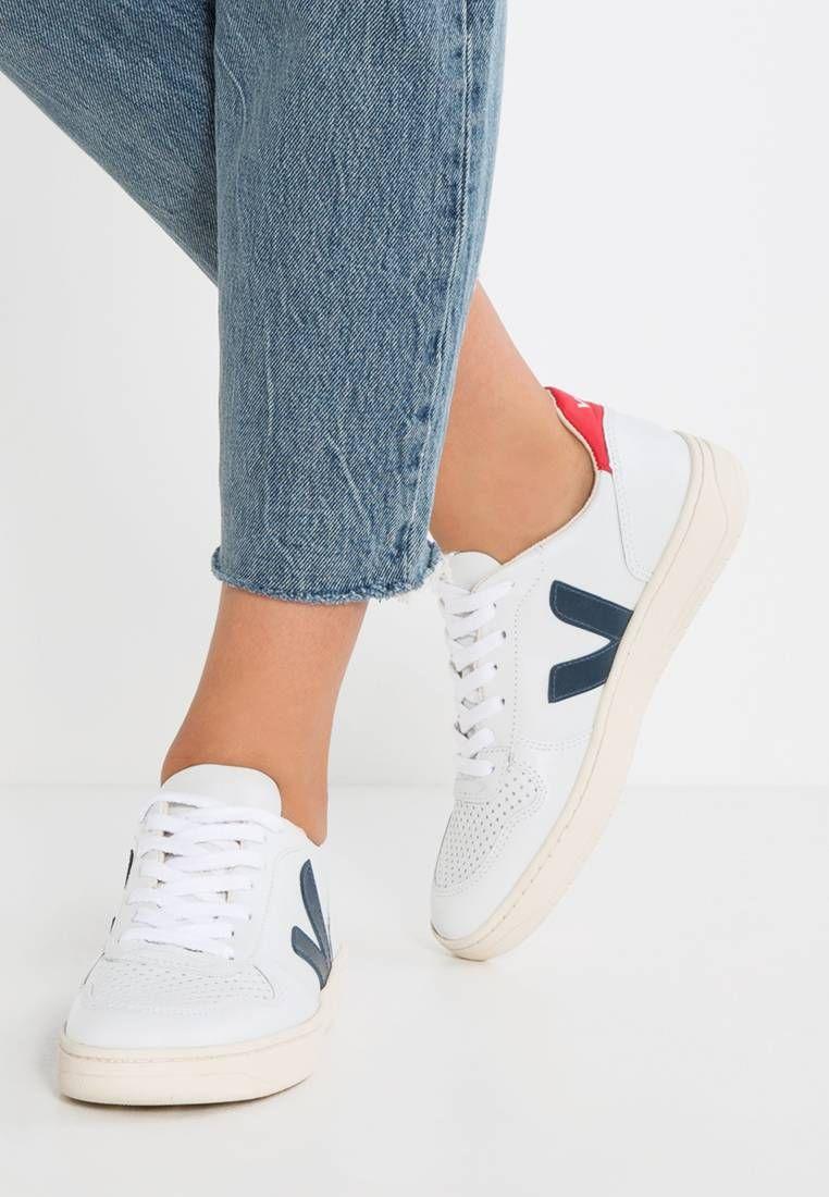 Veja V-10 - Zapatillas extra white 1Irifrl0XD