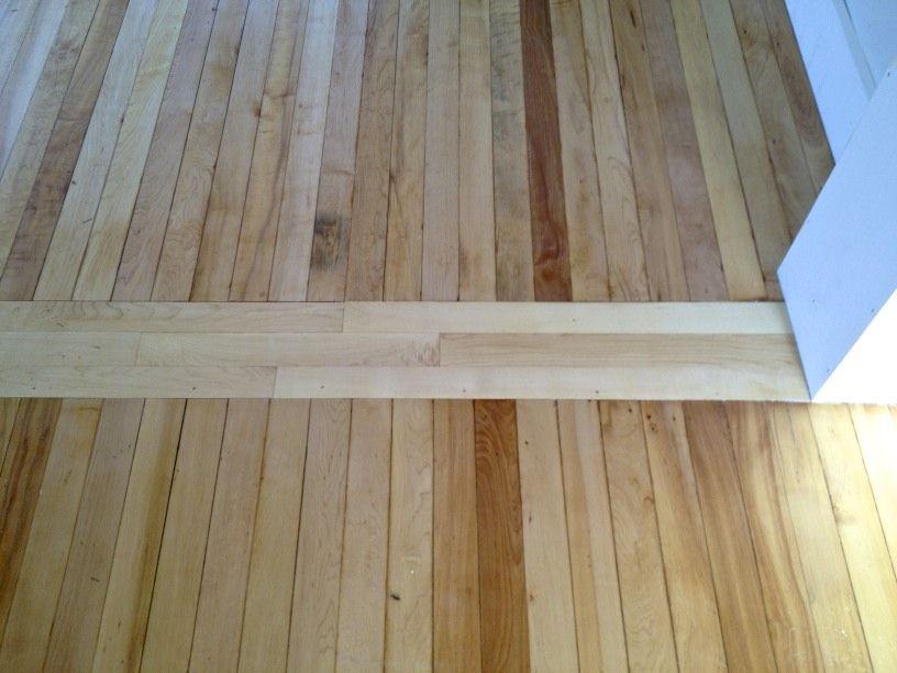 Sopo Cottage Gorgeous Hardwood Floors, Hardwood Flooring Threshold Transition