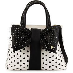 Betsey Johnson Handbags Purses And Bags Polka Dots Dot