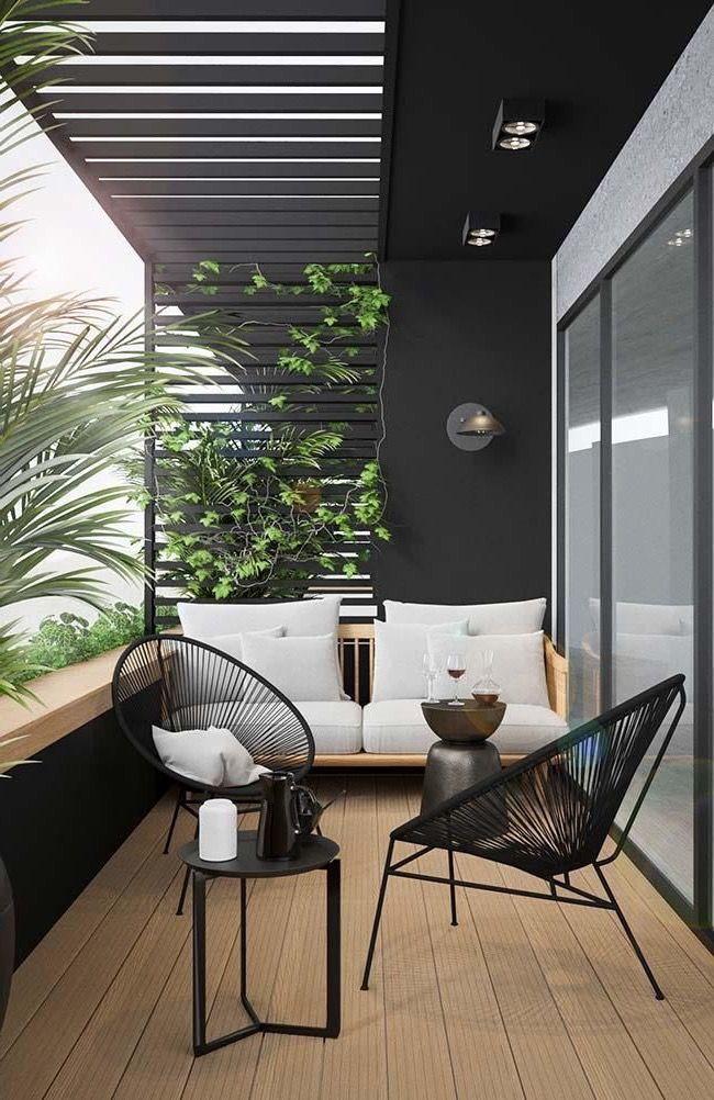 Épinglé par C.C sur Terrace Garden en 2019 | Idées balcon ...
