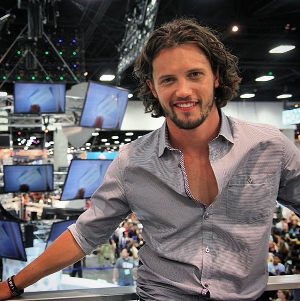 .@Nathan_Parsons joins the #TrueBlood cast this year at #SDCC. #comiccon #TrueToTheEnd pic.twitter.com/6qWGJTLkmL