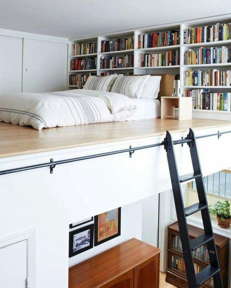 How To Build A Loft Mezzanine In A Small Bedroom Small Loft