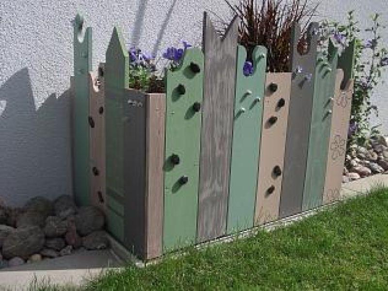Individuelle Blumenkiste - Bauanleitung zum Selberbauen - 1-2-do.com - Deine Heimwerker Community