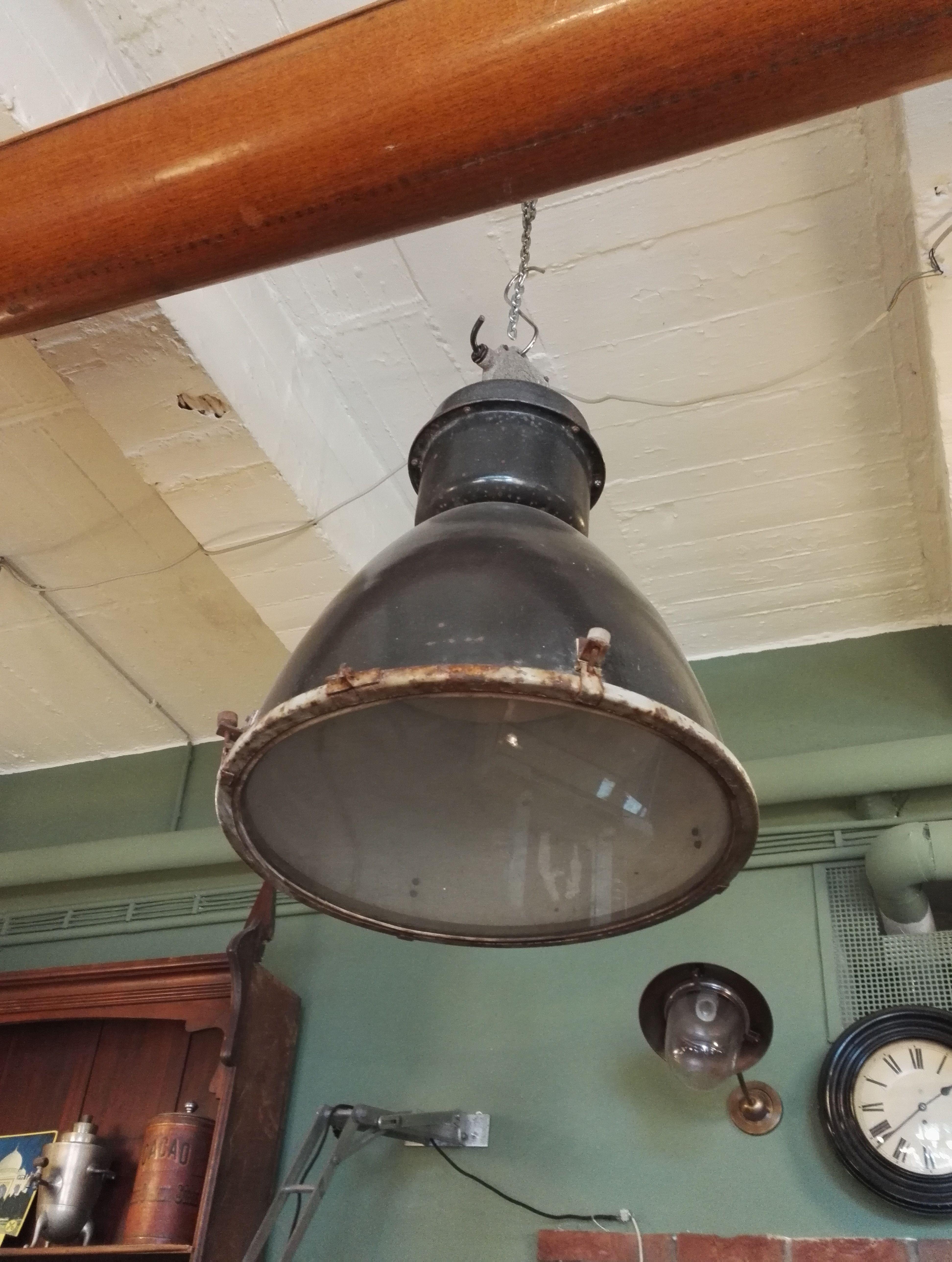 Vintage Industrial Industrielampe Deckenleuchte Deckenlampe
