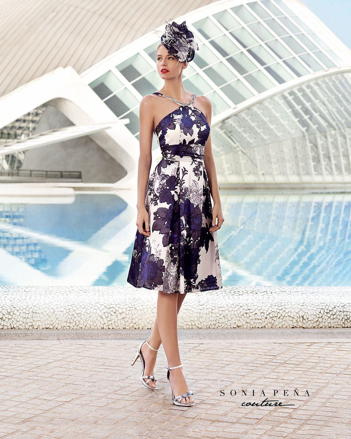 fd19dbc83 Uno de mis vestidos favoritos de Sonia Peña . Ref: 1170400 ...