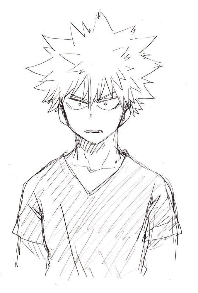 """Photo of 💥One Shots Bakugo💥2nd part of """"Love me as I am"""""""