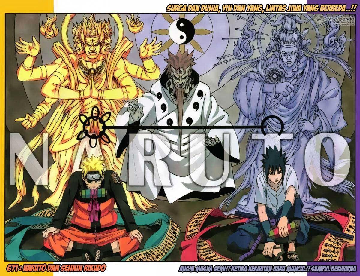 Komik Naruto 671 Hal 3 Baca Komik Manga Bahasa Indonesia