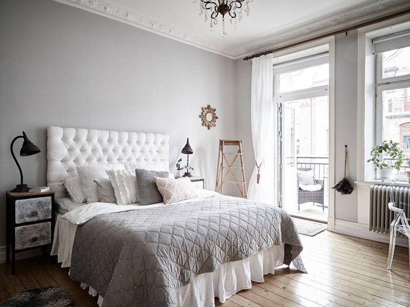 Sovrumsinspiration från Göteborg (Cornelias interior) Sovrum, Inredning och Inspiration