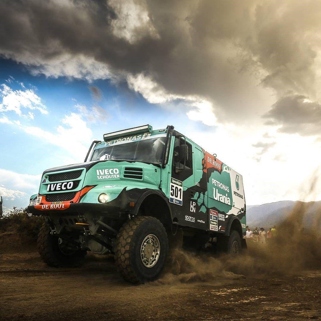 Le Dakar 2016