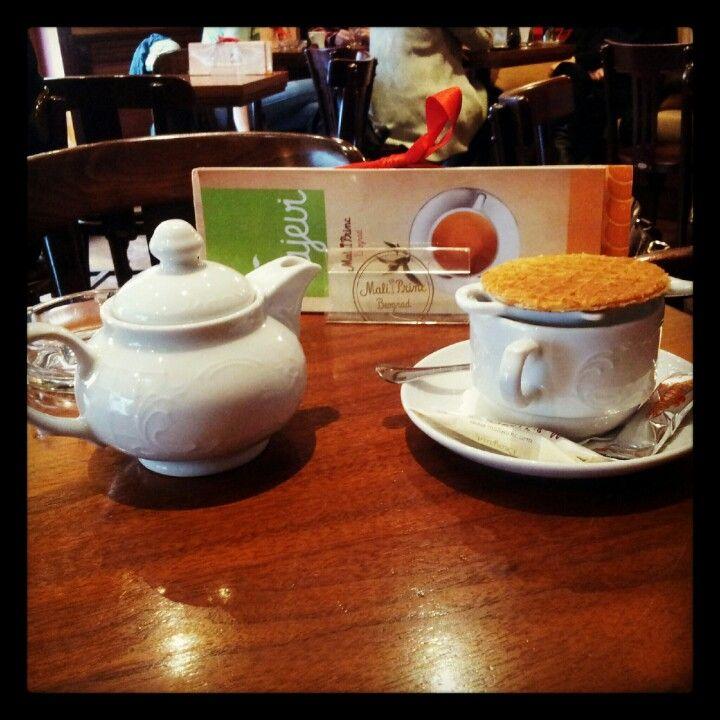 Tea time @MaliPrinc