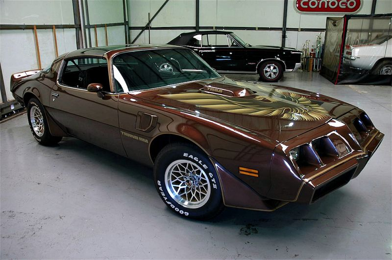1979 Trans Am I loved driving my brother's.