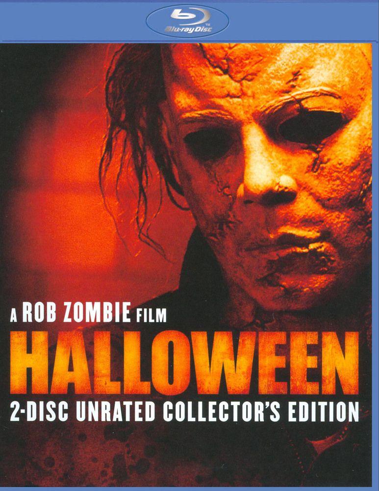 Halloween [Bluray] [2007] Halloween dvd, Rob zombie