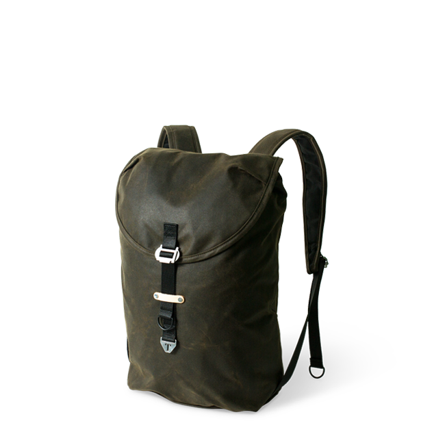 The Arkaig backpack is designed to effortlessly bridge the gap between style and function. Handmade in Scotland and built to last by our in-house team.