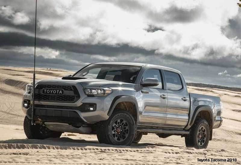 Toyota TRD Sport 2019 pricespecification overview
