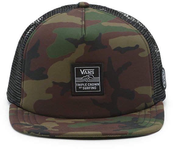 top brands order great look Triple Crown Patch Trucker Hat | Shop Mens Hats in 2019 ...