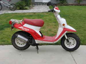 1989 yamaha zuma yamaha scooter design mini bike