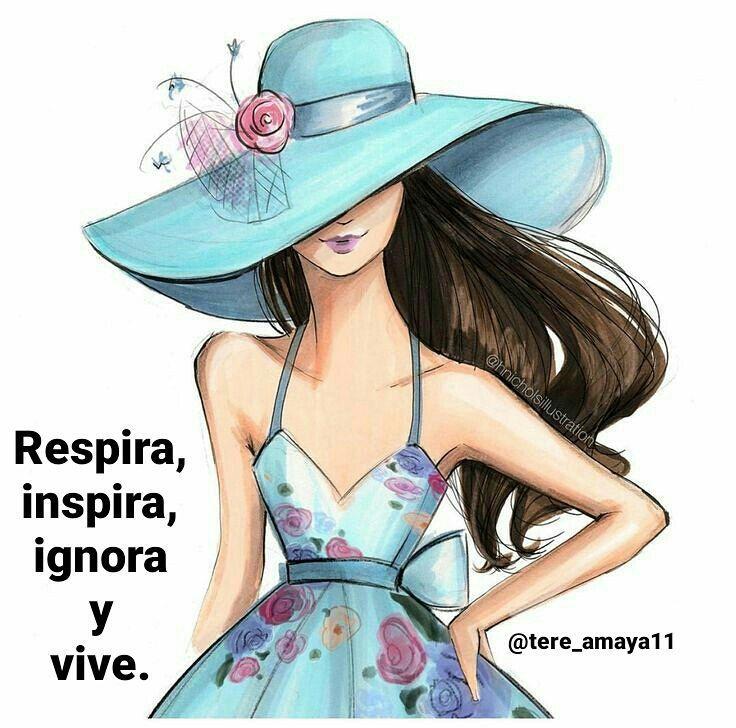 Respira Inspiracion Ignora Vive Tumblrgirl Tumblr In
