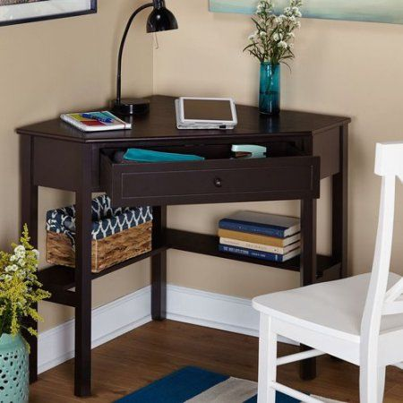 Home Corner Writing Desk Wooden Corner Desk Writing Desk