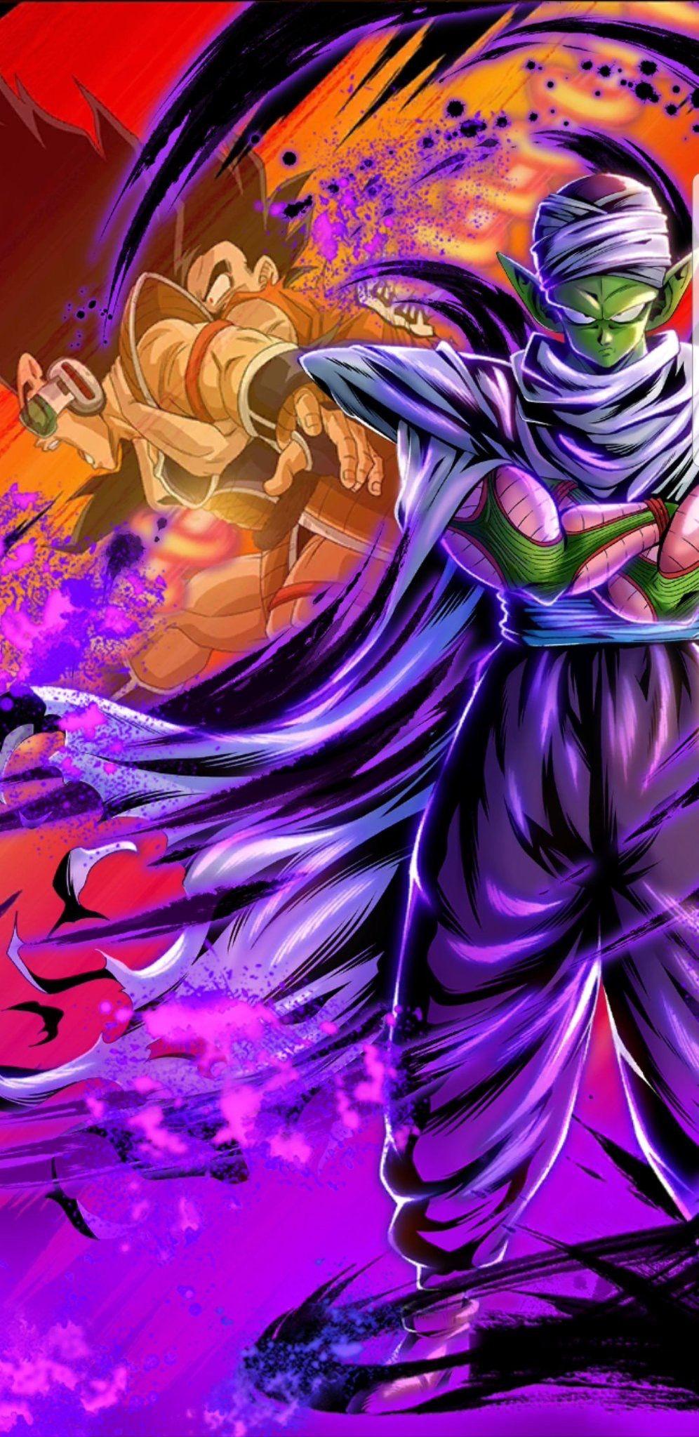 Piccolo Dragon Ball Artwork Dragon Ball Art Dragon Ball Wallpapers