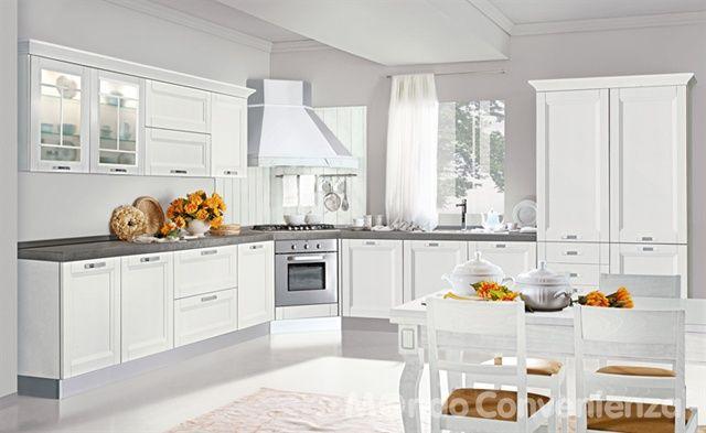 Ginevra - Cucine - Moderno - Mondo Convenienza | home | Pinterest ...