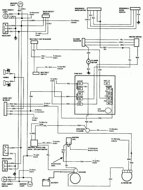 10+ Engine Wiring Harness 84 El Camino Diagram,Engine