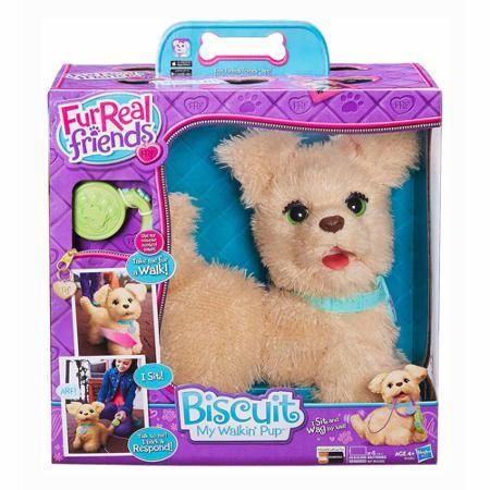 Walmart Furreal Friends Get Up Gogo My Walkin Pup Pet Biscuit Just 29 00 Reg 59 96 Http Www Savingwellspend Fur Real Friends Little Live Pets Pup