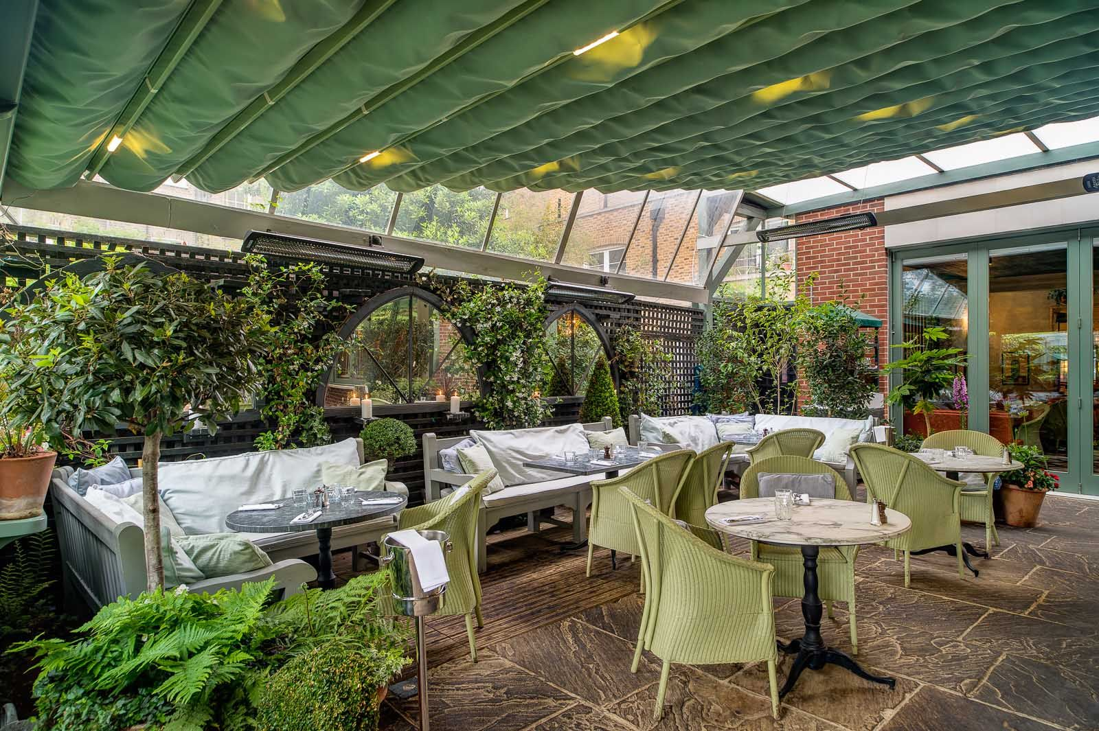 The Ivy Chelsea Garden Chelsea garden, The ivy chelsea