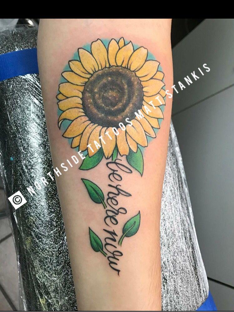 76c5e49a02  sunflowertattoo  tattoosforwomen  sunflower  beherenow  northsidetattoos   wilmingtontattoos  northsidetattoosDE  northsidetattoos  mattstankis