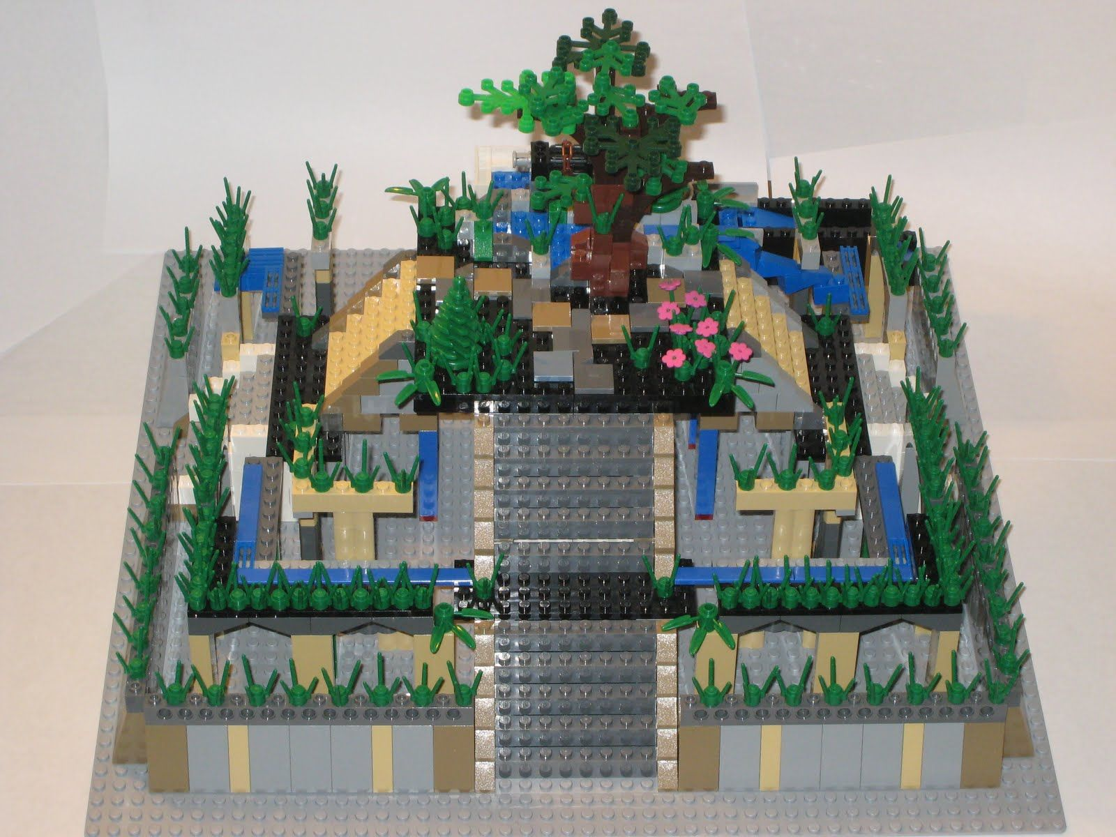 school project hanging gardens | One Brick at a Time ...