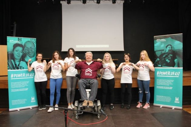 freman college students in buntingford drum up cash for dragons