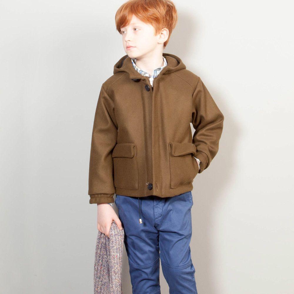 96319497f MAX   LOLA Vicapo Wool Coat-product