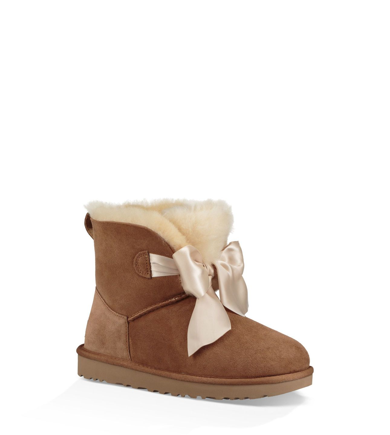 86a0d14536e Women's Share this product Gita Bow Mini Boot | Shoes♡ | Kids ugg ...